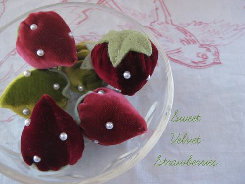 Velvetstrawberries